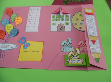 Lapbook sulle tabelline